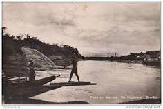 Resultado de imagen para fotografias  antiguas del rio magdalena
