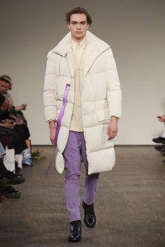 Male Fashion Trends: IVANMAN Fall-Winter 2017 - Mercedes Benz Fashion Week Berlin