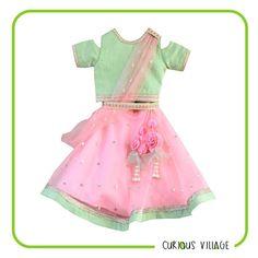 b0b15574d1c 11 Best Buy Kids Lehengas Online images