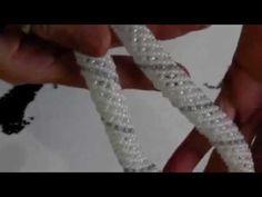 Spirale Russa | TECNICA - HobbyPerline.com - YouTube
