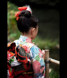Shichigosan - It's a traditional event to celebrate children's growth and pray for their future well-being in Japan.