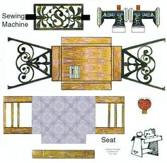 Sewing mini printables - Sherree - Picasa Web Albums