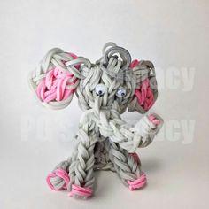 Elephant rainbow loom
