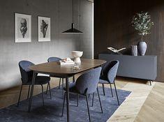 Modern Kingston Dining Table Sydney Dinning Table, Extendable Dining Table, Dining Set, Dining Chairs, Boconcept, Kingston, Danish Furniture, Furniture Design, Modern Room Design