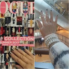 VOGUE NEWS&TRENDS...26.1.2017 FASHION WORLD&Me, MySTYLE FASHION&LIFE my BLOG HXSTYLE.net.... FOLLOW Me. SEE U. SMILE @voguemagazine @vogueparis @stylevoguette #fashionworld #fashion #world #news #trends #2017  #spring #summer #summer #bloglife #bloglovin #blog #muotiblogi ❤☺