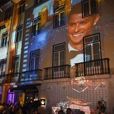 Cristiano Ronaldo dominates Lisbon as he returns with Real Madrid