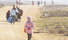 El reto: no olvidar a los refugiados
