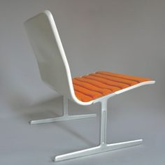 Vitsoe 601 easy chair - Dieter Rams 1960