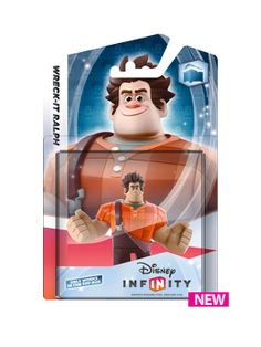 for any of the kids- Disney Infinity Character: Ralph