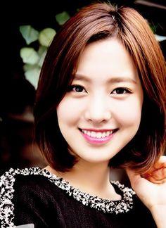 Beautiful smile of Jin Se yeon(actress)