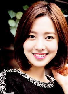 Beautiful smile of Jin Se yeon(actress)