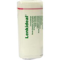 LENKIDEAL Idealb.10 cmx5 m weiß m.Verbandkl.einz:   Packungsinhalt: 1 St Binden PZN: 07600795 Hersteller: Lohmann & Rauscher GmbH & Co.KG…
