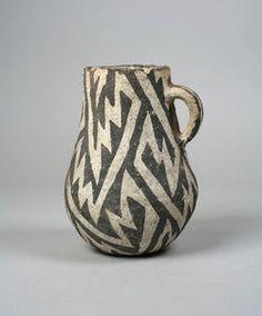12th–18th century  Anasazi. Met Museum. #ceramics #pottery