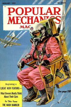 Popular Mechanics 1951