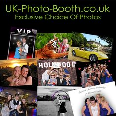 Photo Booth Hire From UK Boothcouk Exclusive Choice Of