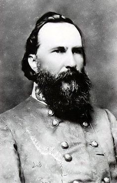 """James Longstreet (January 1821 – January 1904) was one of the foremost Confederate generals of the American Civil War and the principal subordinate to General Robert E. Lee, who called him his """"Old War Horse."""" He served under Lee as a corps commander for many of the famous battles fought by the Army of Northern Virginia in the Eastern Theater, but also with Gen. Braxton Bragg in the Army of Tennessee in the Western Theater."""