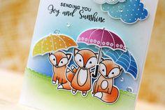 PPP-Fox Friends & Rainy Day