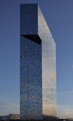 Victoria Tower by Arkitektkontor