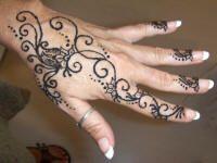 Henna Ideas. These designs are so pretty!