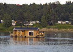Kuvahaun tulos haulle kelluva sauna