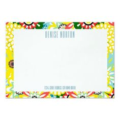 Shop EXOTIC DAISY Note Card created by Gerbera_Weddings. Gerbera Wedding, Diy Note Cards, Daisy, Card Invitation, Retro Gifts, Watercolor Wedding Invitations, Floral Style, Wedding Sets, Floral Flowers