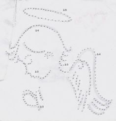 The Latest Trend in Embroidery – Embroidery on Paper - Embroidery Patterns Card Patterns, Beading Patterns, Embroidery Patterns, Stitch Patterns, Embroidery Cards, Beaded Embroidery, Rhinestone Art, String Art Patterns, Sewing Cards