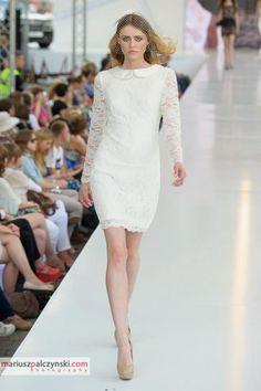 suknie do ślubu cywilnego l sukienki do ślubu cywilnego galeria l Warszawa l 2013