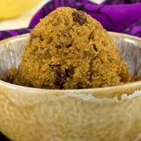 Kadha Prasad Recipe - A Punjabi sweet offering served in Gurdwaras. Kadha prashad is also served during the ceremony of Amrit Sanchar. It is a traditional halwa made with whole wheat flour.