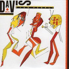 """Star People"" Miles Davis"
