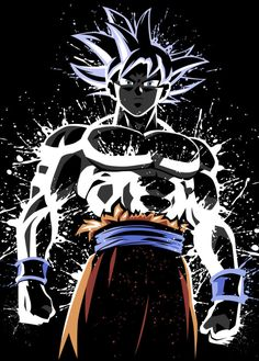 Son Goku, born Kakarot, is a male Saiyan and the main protagonist of the Dragon Ball metaseries created by Akira Toriyama Goku Wallpaper, Wallpaper Animes, Animes Wallpapers, Dragon Ball Gt, Goku Ultra Instinct Wallpaper, Super Goku, Goku Y Vegeta, Super Anime, Ball Drawing