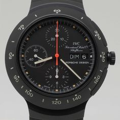 New in at Ancienne.es: #IWC #Porsche #3701