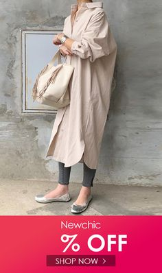 I found this amazing Solid Color Casual Long Sleeve Cotton Shirt Dress with US$24.99,and 14 days return or refund guarantee protect to us. --Newchic #Womensdresses #womendresses #womenapparel #womensclothing #womensclothes #fashion #onlineshop #onlineshopping #bigdiscount #shopnow #DiscountSale #discountprices #discountstore #discountclothing #fashionista #fashionable #fashionstyle #fashionpost #fashionlover #fashiondesign #fashionkids #fashiondaily #fashionstylist #fashiongirl