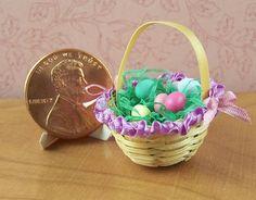 Mini Easter basket!
