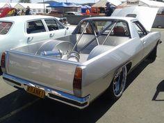 Holden WB ute