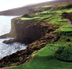 Photos: Best Golf Resorts and Hotels of 2012 : Condé Nast Traveler ---  TOP 15 HAWAII GOLF RESORTS  2.  FOUR SEASONS RESORT LANA'I AT MANELE BAY  Overall Score: 93.8