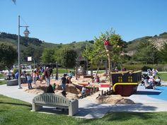 Avila Park in Avila Beach, CA