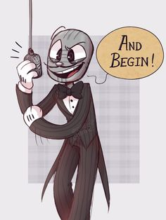 "suspicious-spirit: ""itsallcritchance: "" suspicious-spirit: ""I'm surprised to not see any interpretation of the announcer from Cuphead "" Yo, pray for this artist. This character gonna become the new. Care Bear Party, Deal With The Devil, Got Game, Red Dead Redemption, Bendy And The Ink Machine, Fun Games, Awesome Games, Cartoon Styles, Cartoon Art"