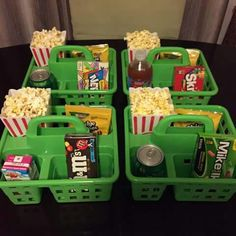Movie night idea 💡