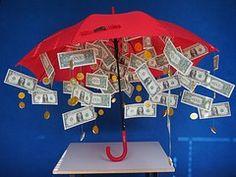 Подарок, Денежный Дождь