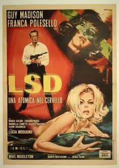 LSD Flesh of Devil - Samuel Owen Gallery