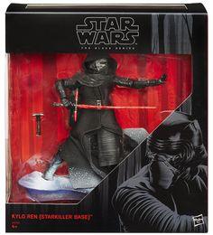Kmart Exclusive Star Wars The Force Awakens Black Series 6-Inch Kylo Ren