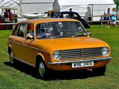 Austin Maxi 1750 - the car I remember best during my childhood
