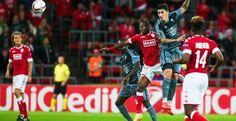 El Athletic naufraga el Villarreal remonta al Zúrich y el Celta empata en su regreso a Europa