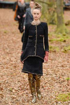 Chanel Autumn-Winter 2018-2019 (Fall 2018), shown 6th March 2018