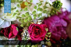 Sweet and Simple Wedding Bouquet Photo by Joey Ikemoto