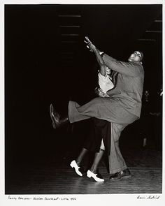 Savoy Dancers, Harlem by Aaron Siskind 1939