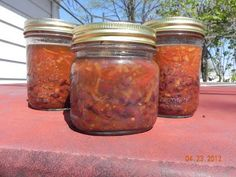 Dayna's Canned Black Bean Salsa Soup - Canning Homemade!