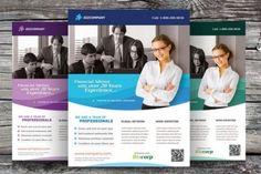 30 Desain Brosur Flyer Template Download Gratis - Brosur-Flyer-Template-Gratis-Download-Free-Corporate-Flyer-Template