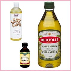 I love the oil cleansing method. I mix equal parts olive oil and castor oil. I recently started adding tea tree oil because it kills bacteria. I used to have bad breakouts but they've almost completely subsided. It leaves your skin soft. You apply (rub it in good on problem areas) and then wipe it off with a hot washcloth. Don't just rinse it off- USE A WASHCLOTH. The steam helps bring everything up. It's been 6 months and I will never buy face wash again. I promise, it's great.