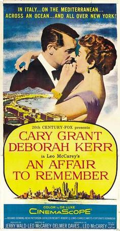 An Affair to Remember (1957) - poster